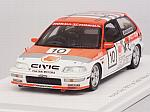 Honda Civic EF9 #10 1st Gr.3 Macau Guia Race 1990 Osamu Nakako by SPARK MODEL