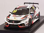 Honda Civic Type R #89 WTCR Macau Guia 2018 Andre Couto by SPARK MODEL