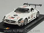 Mercedes SLS AMG GT3 #62 Spa 2013 Webb - Wendlinger - Brundle by SPARK MODEL