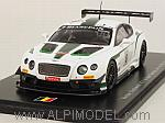 Bentley Continental GT3 M-Sport #8 24h Spa 2014 Leclerc - D'Ambrosio - Tappy by SPARK MODEL