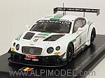 Bentley Continental GT3 #8 24h Spa 2015 Buhk - Soulet - Soucek by SPK