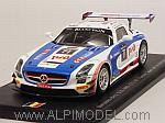 Mercedes SLS AMG GT3 GT Russian Team #71 24h Spa 2015 Vasilyev - Asmer - Dontje - Plato by SPARK MODEL