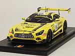 Mercedes GT3 AMG HTP #86 24h Spa 2016 Jager - Paffet - Gotz by SPARK MODEL