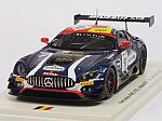 Mercedes AMG GT3 #90 24h Spa 2017 Mortara - Meadows - Marciello by SPARK MODEL