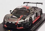 Audi R8 LMS #2 Spa 2017 De Phillippi - Mies - Vervisch by SPARK MODEL