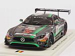 Mercedes AMG GT3 #85 Spa 2017 Sandstrom -Schiller - Baumann by SPARK MODEL