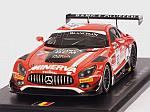 Mercedes AMG GT3 #88 Spa 2017 Serralles -Juncadella -Vautier by SPARK MODEL