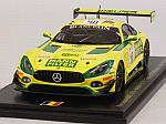 Mercedes AMG GT3 #48 Spa 2017 Dontje - Assenheimer - Heyer by SPARK MODEL