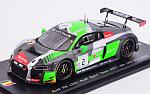 Audi R8 #2 Spa 2018 Rast - Muller - Frijns by SPARK MODEL