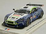 Aston Martin DBR9 #009 GT Tour 2011 Paillard - Santamato by SPARK MODEL