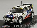 Mini John Cooper Works #68 Rally France 2012 Muller - Leneveu by SPARK MODEL