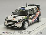 Mini John Cooper Works #69 Rally France 2012 Dumas - Baumel by SPARK MODEL