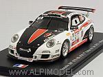 Porsche 911 GT3 RS 997 #18 Winner GT Class Rally Du Var 2012 Dumas - Vesperini by SPARK MODEL