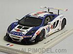 McLaren MP4/12C #8 FFSA GT Tour 2013 Beltoise - Pasquali by SPARK MODEL