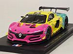 Renault R.S 01 #8 Renault Sport Trophy Champion 2015 Fumanelli - Capitanio by SPARK MODEL