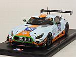 Mercedes AMG GT3 #30 24h Paul Ricard 2016 Hall - Goethe - Brown - Campbell - Walter by SPARK MODEL