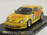 Porsche 911 Type 996 GT3 #0 Rally Germany 2001 Roehrl - Geistdorfer by SPARK MODEL