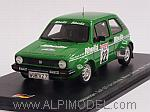Volkswagen Golf GT Gr.2 #22 Winner German Rally Championship 1981 Stock - Schmuck by SPARK MODEL