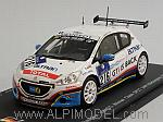Peugeot 208 GT #216 Winner Class SP2T Nurburgring 2013 Frankenhout-Niederhauser-Radermecher -Ricci by SPARK MODEL