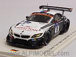 BMW Z4 GT3 Sports Trophy Team Schubert #19 ADAC Nurburgring 2014 Werner - Muller - Luhr - Sims by SPARK MODEL