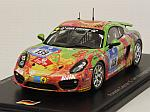 Porsche Cayman S #139 24h Nurburgring 2016 Haener - Follet - Vicenzi - Carrobbio by SPARK MODEL