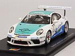 Porsche 911 GT3 Cup #1 Germany Champion 2017 Dennis Olsen by SPARK MODEL