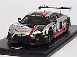 Audi R8 LMS #10 Nurburgring 2017 Stippler -Rast - Vervisch - Muller by SPARK MODEL