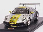 Porsche 911 GT3 Black Falcon  #65 Nurburgring 2017 Bleul - Karg - Takis - Toril by SPARK MODEL