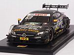 Mercedes AMG C63 #63 DTM 2017 M.Engel by SPARK MODEL