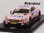 Mercedes AMG C63 #48 DTM 2017 Edoardo Mortara by SPARK MODEL