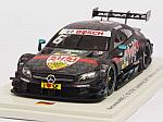 Mercedes AMG C63 #6 DTM Lausitzring 2017 Robert Wickens by SPARK MODEL