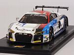 Audi R8 LMS #3 Nurburgring 2018 Haase - Stippler - Vervisch - Muller by SPARK MODEL