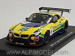 BMW Z4 Team Brasil #0 Blancpain 2014 Bueno - Jimenez by SPARK MODEL