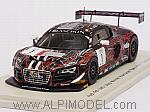 Audi R8 LMS Ultra #1 Winner Azerbaijan Baku World Challenge 2014 Ramos - Vanthoor by SPARK MODEL