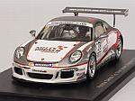 Porsche 911 GT3 #28 Champion Carrera Cup Great Britain 2017 Charrlie Eastwood by SPARK MODEL