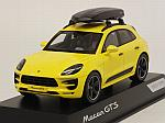 Porsche Macan GTS 20016 (Yellow) Porsche Promo by SPARK MODEL