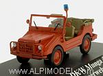 Auto Union DKW Munga 4 Fire Brigades open by STARLINE