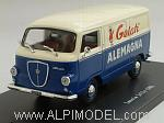 Lancia Jolly Furgone 1962 'Gelati Alemagna' by STARLINE