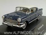 Opel Kapitaen 1958 (Cordoba Blue/Alabaster White) by STARLINE.