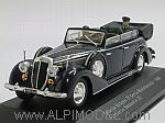 Lancia Astura IV Serie Ministeriale 1938 Re Vittorio Emanuele III (with figurines) by STARLINE.