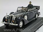Lancia Astura IV Serie Ministeriale 1938 Benito Mussolini (with figurines) by STARLINE