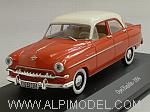 Opel Kapitaen 1954 (Red/White) by STARLINE.