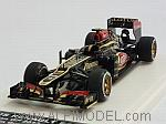 Lotus E21 Renault GP Australia 2013  Romain Grosjean (HQ Metal model) by TAMEO