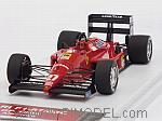 Ferrari F1-87/88C #27 2nd GP Italy 1988 Michele Alboreto (HQ Metal model) by TAMEO