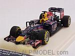 Red Bull RB10 GP Canada 2014 Sebastian Vettel (HQ Metal model) by TAMEO