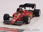 Ferrari 126 C4-M2 #28 GP Europa 1984 Rene' Arnoux  (HQ Metal model) by TAMEO