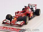 Ferrari F14T GP Abu Dhabi 2014  Last Ferrari race of Fernando Alonso  (HQ Metal model) by TAMEO