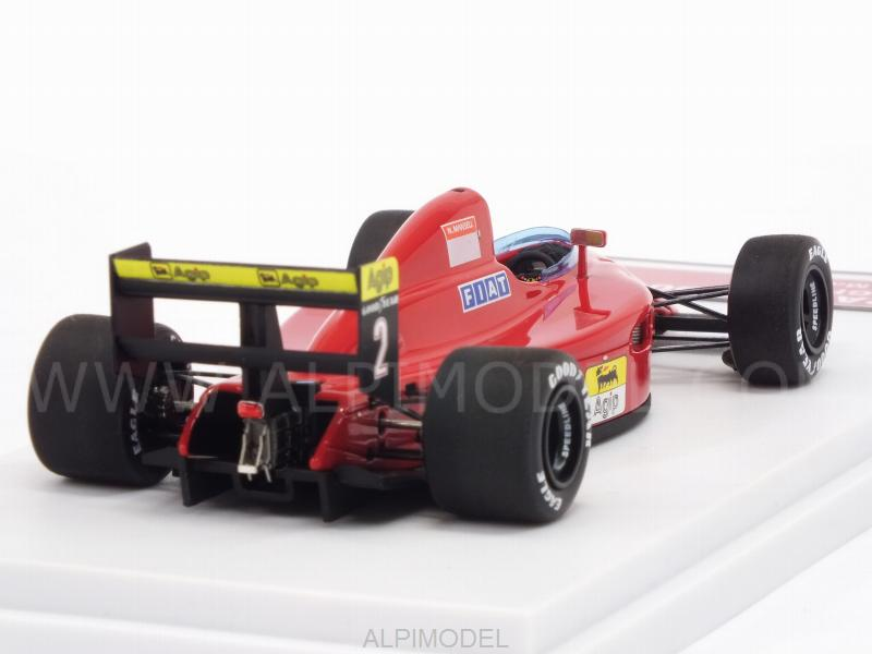 tameo tmb040 ferrari f1 90 2 gp france 1990 nigel mansell hq metal model 1 43. Black Bedroom Furniture Sets. Home Design Ideas