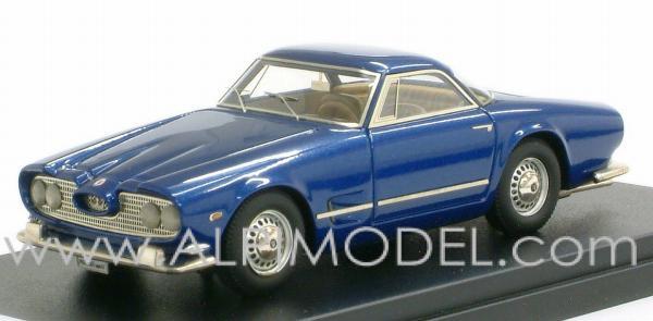Maserati >> tecnomodel Maserati 5000 GT 1960 (metallic blue) (1/43 scale model)