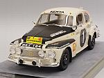 Volvo PV544 #1 Winner East African Safari Rally 1965 Singh - Singh by TECNOMODEL